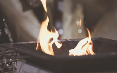 Fire Cleansing Ceremony